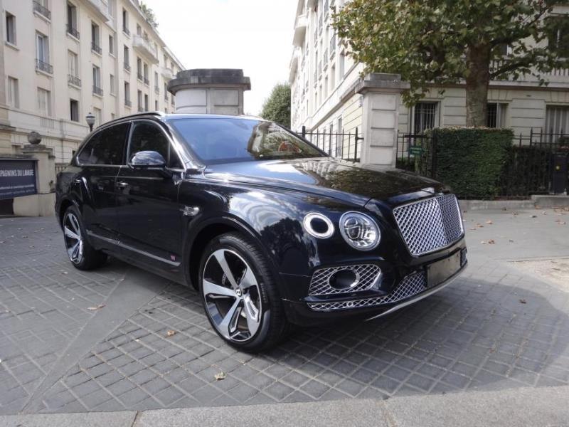Есть способ, которым Bentley Bentayga становится еще дороже